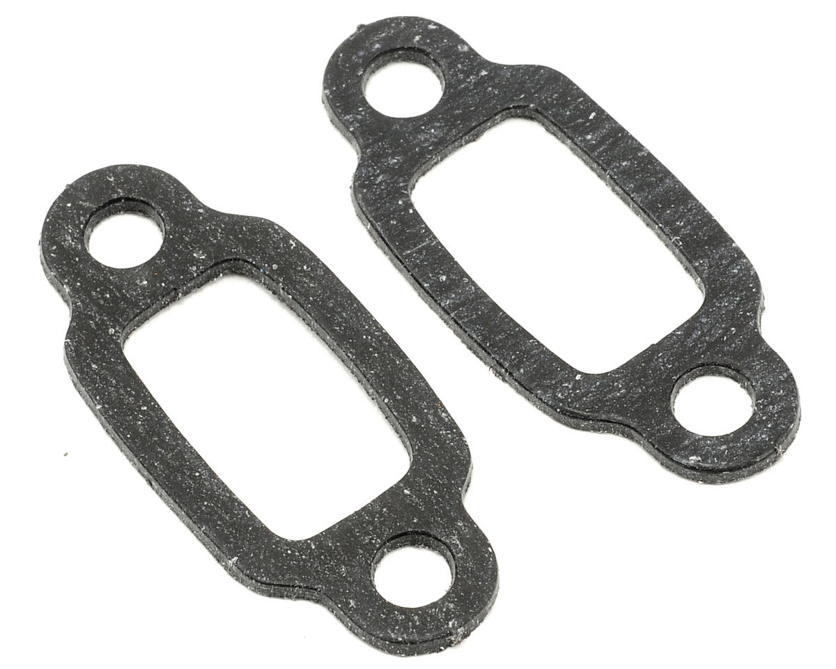 HPI Racing Baja 5SC Fuelie Exhaust Gasket Set (2)