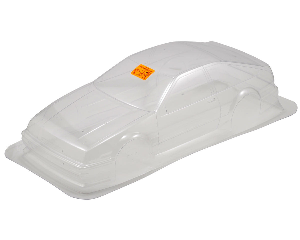 HPI Racing Toyota Levin AE86 Touring Car Body (Clear) (190mm)