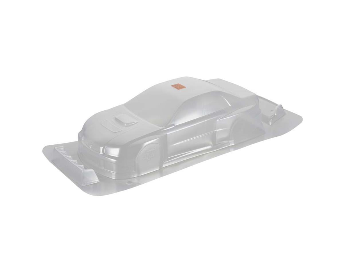 HPI RS4 2004 Subaru Impreza Clear Body (200mm)