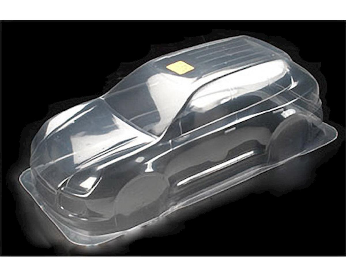 Porsche Cayenne Turbo Clear Body (200mm) by HPI