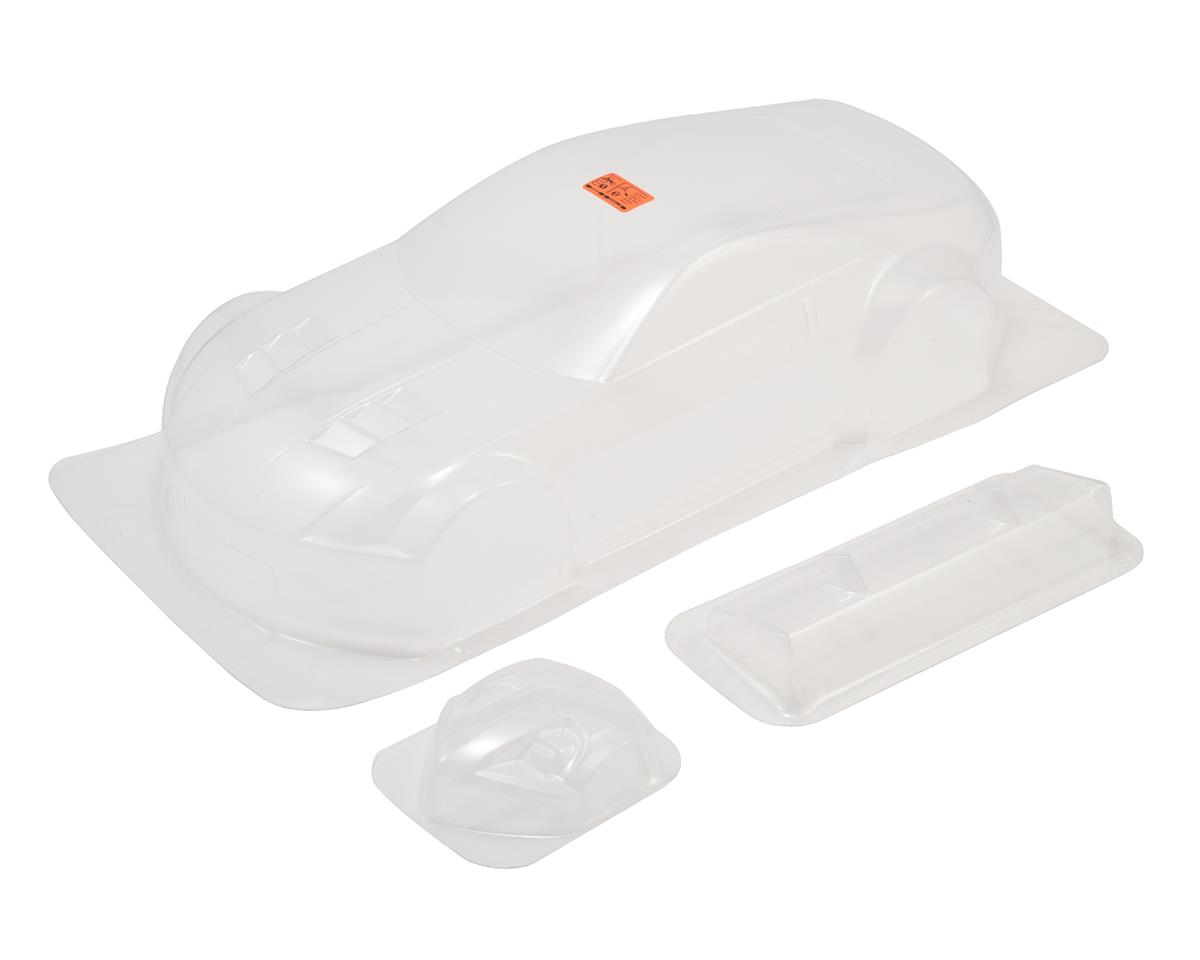HPI Nissan 350Z G Reddy Turbo 1/10 Touring Car Body (Clear) (200mm)