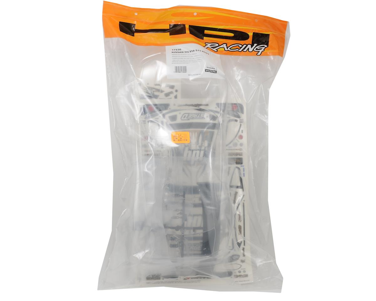 HPI Racing Nissan Silvia S15 Clear Body (200mm)