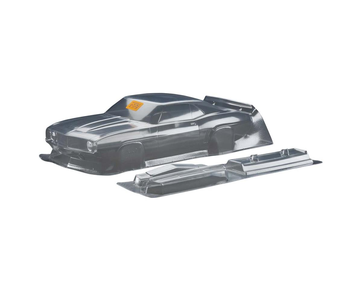 HPI RS4 1969 Camaro Z28 Clear Body (200mm)