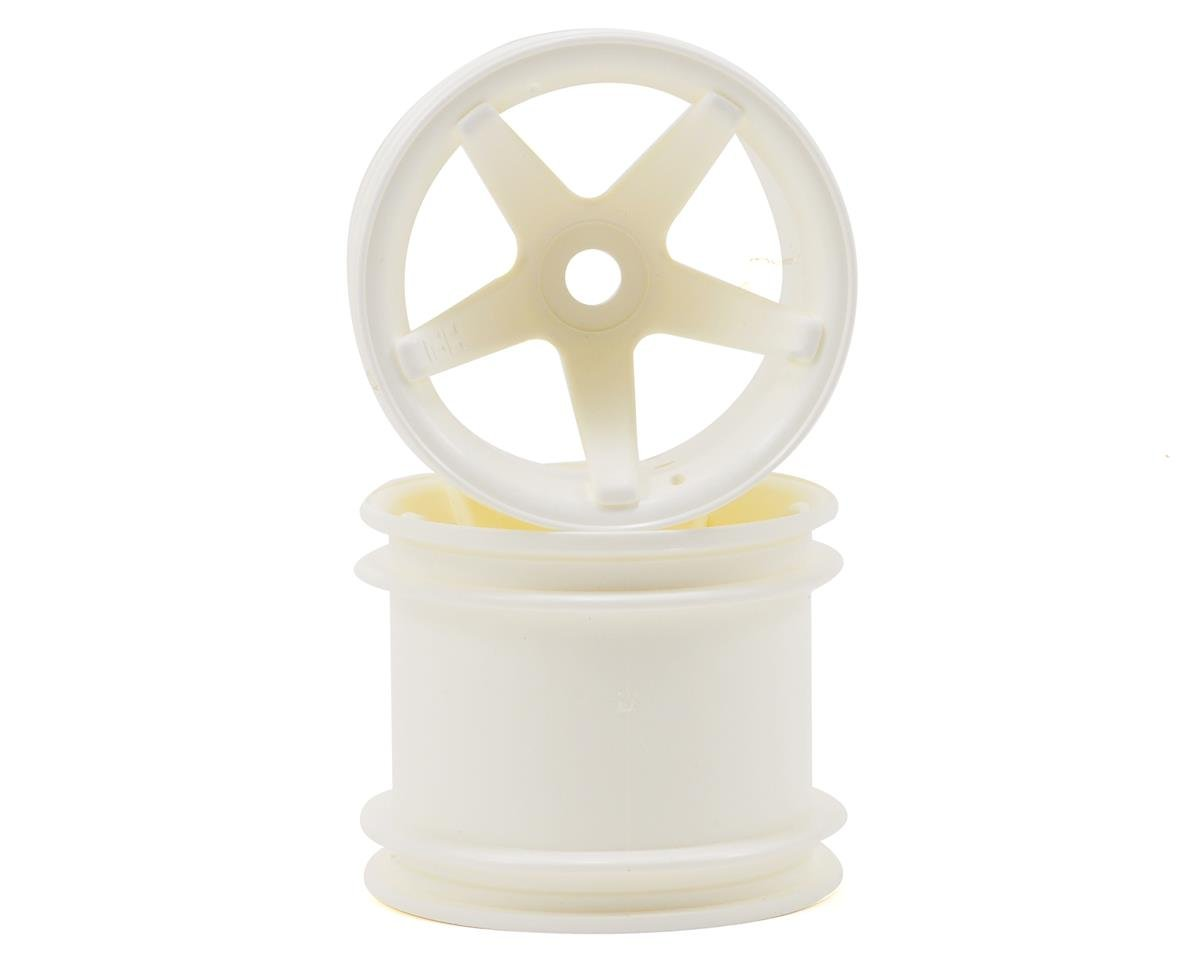 HPI Racing Super Star 2.2 Truck Wheel (2) (Deep Offset) (White)