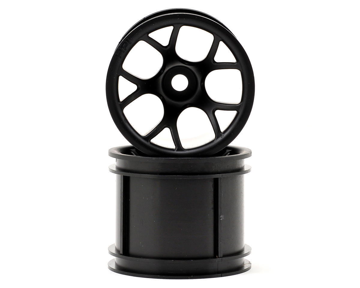"HPI Racing MT Mesh 2.2"" Truck Wheel w/Universal Adapter (2) (Black)"