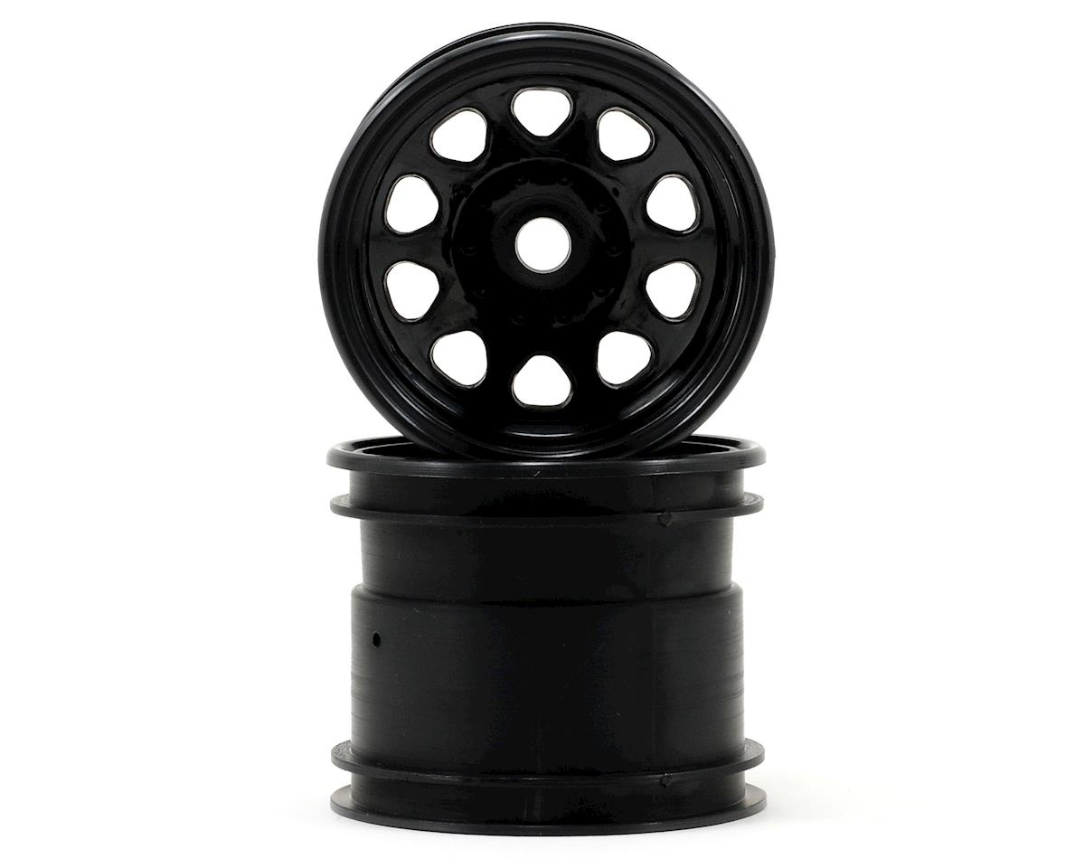 "HPI Firestorm 10T 2.2"" Classic King Truck Wheel (Black) (2)"
