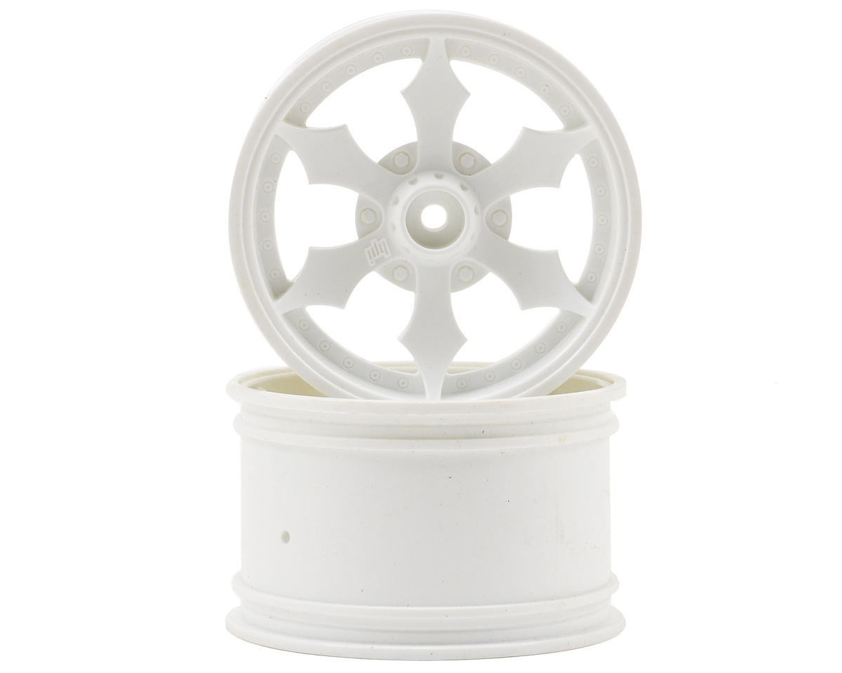 HPI Racing Spike Monster Truck Wheel (2) (White)