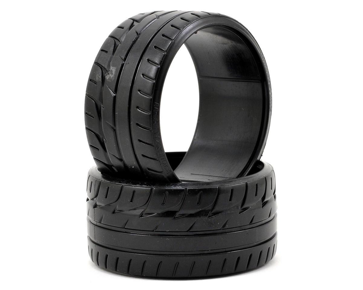 "HPI ""Bridgestone Potenza RE-11"" T-Drift Tire (2) (LP32)"