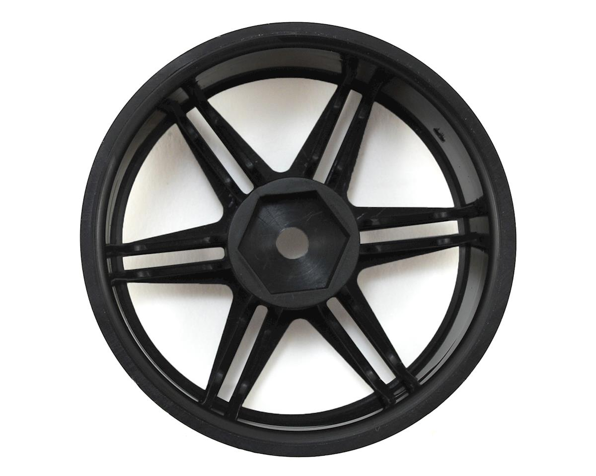 26mm Corsa Wheel (Black) (2) (3mm Offset) by HPI