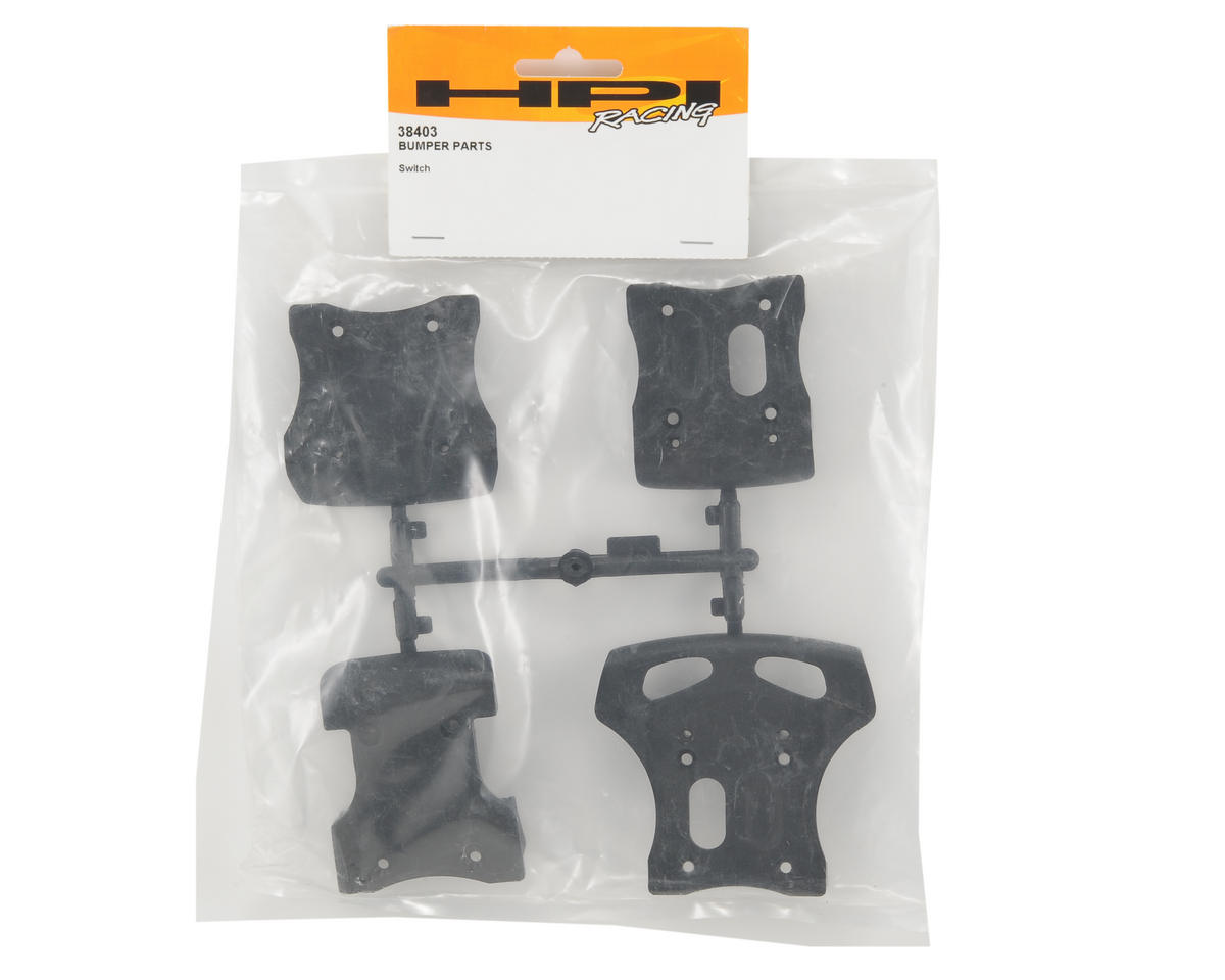 HPI Racing Bumper Parts Set
