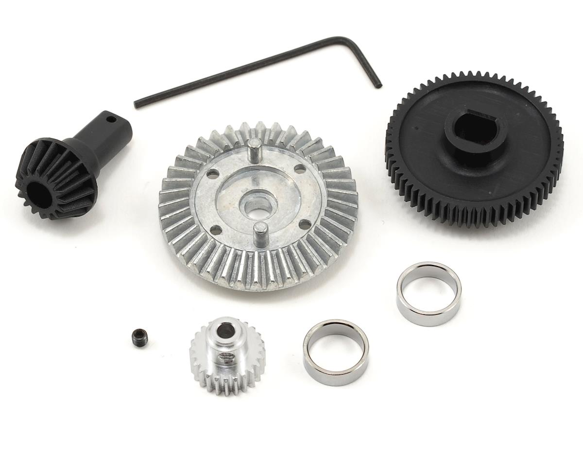 HPI Racing 25/62T 48P Gear Set (Bevel 15/38T)