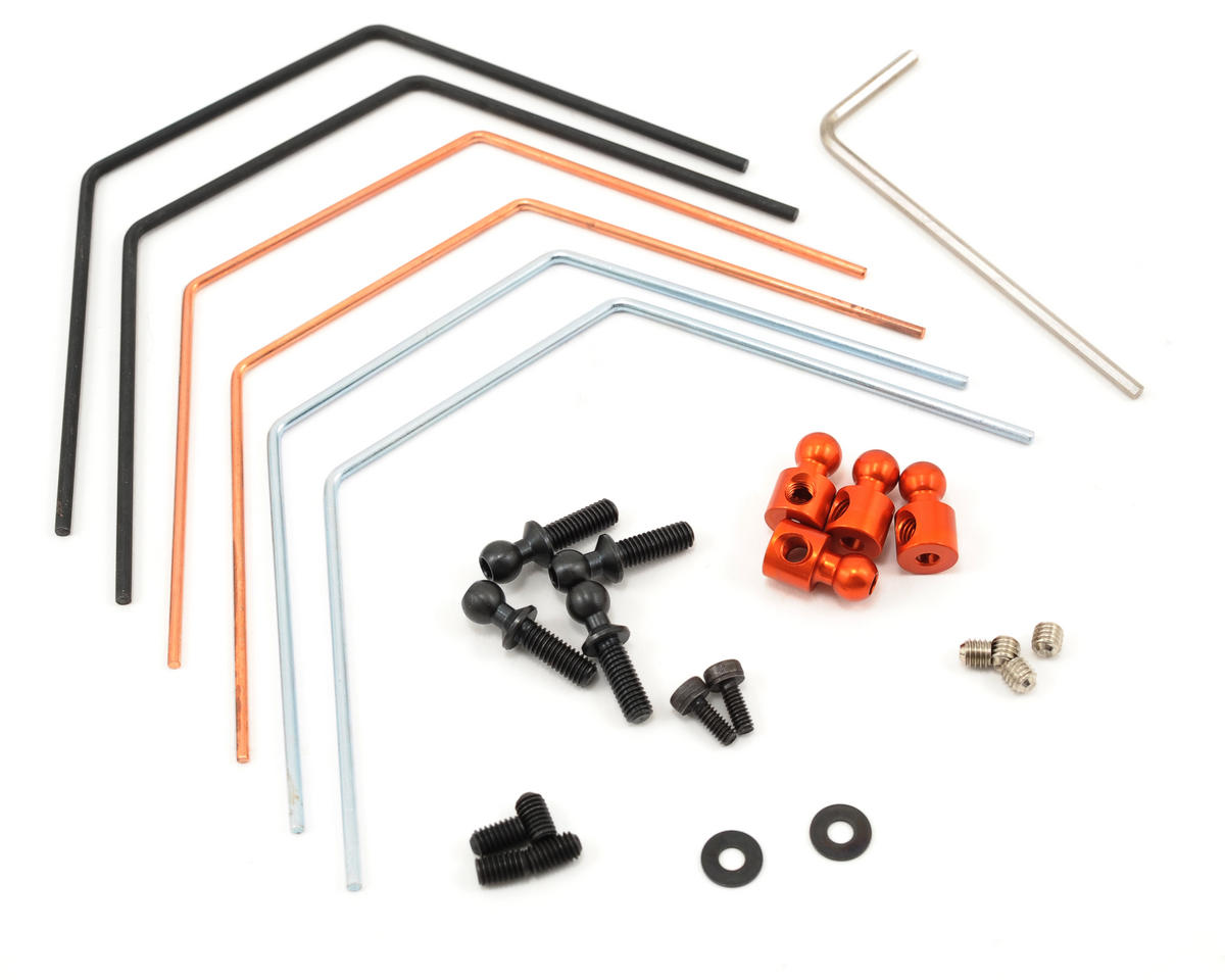 HPI Racing Sway Bar Set (Front/Rear)