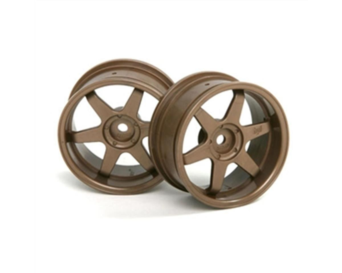 TE37 Wheel Bronze(6mmOffset) by HPI