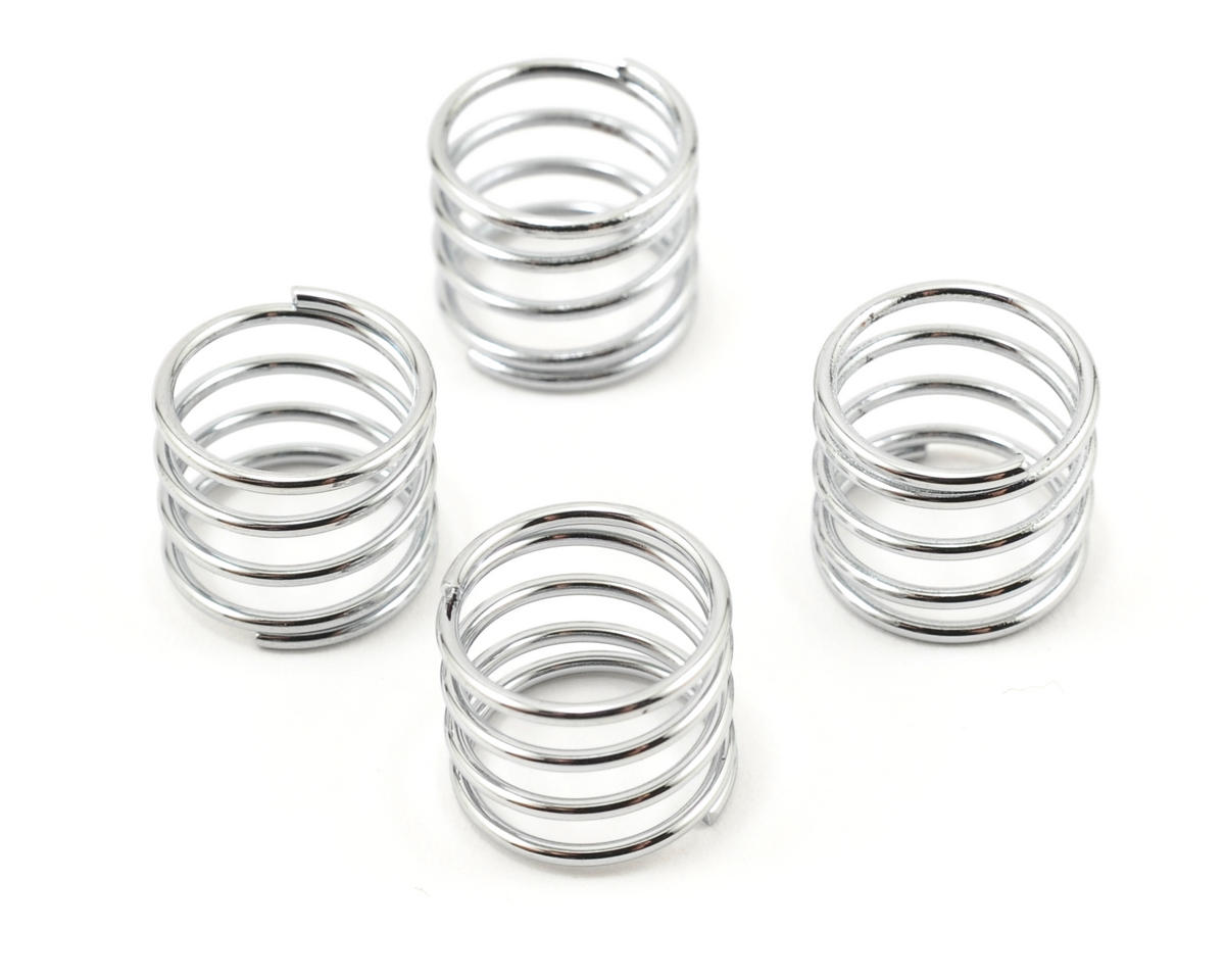 HPI Racing 10x10x0.9mm Shock Spring Set (4.5 Coils) (4)