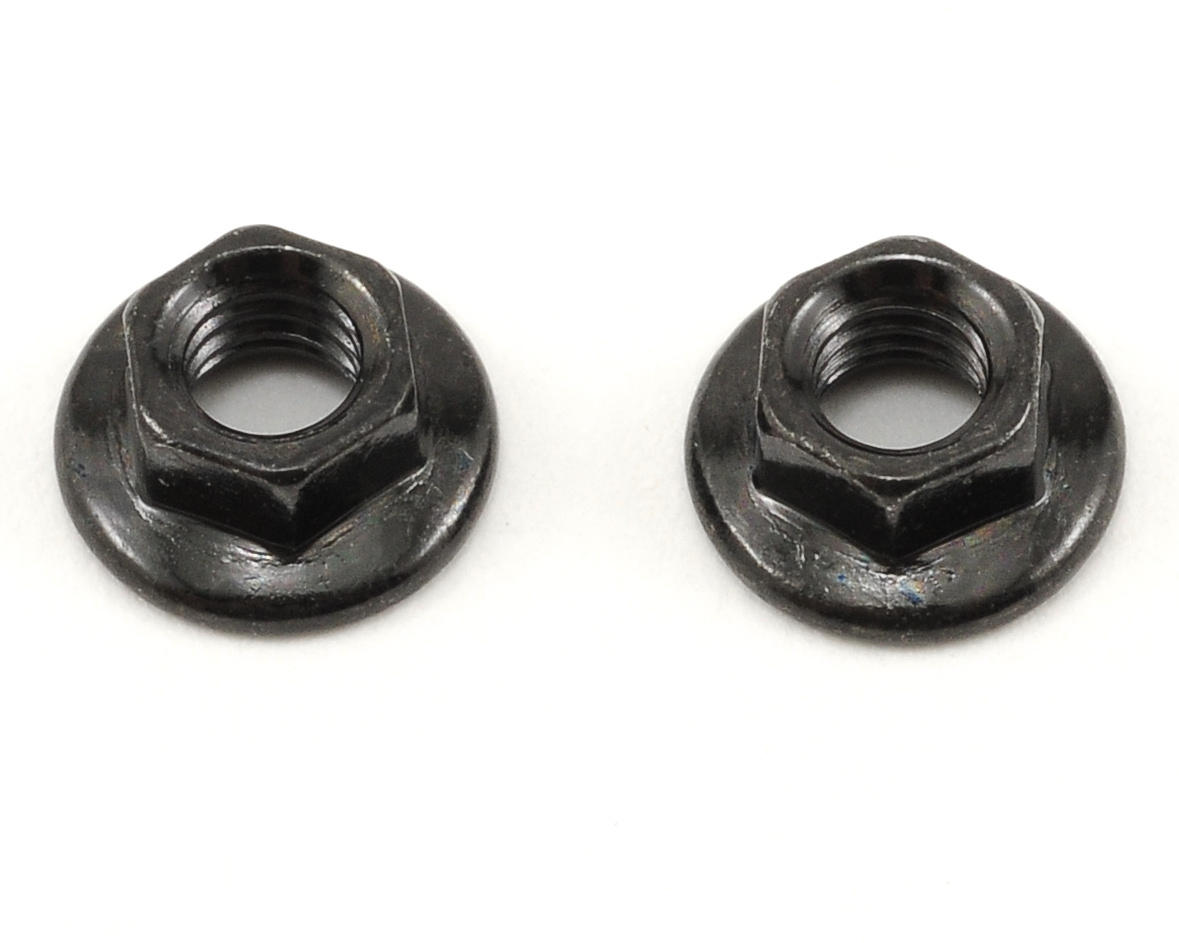 HPI Racing MX60 4 Spoke Wheel (2) (3mm Offset) (Gun Metal)