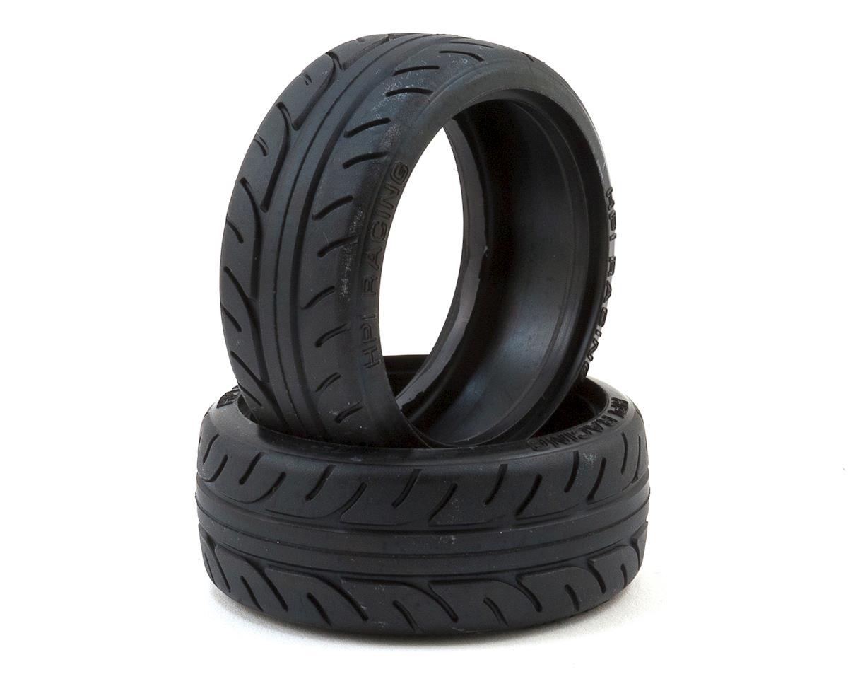 HPI 1/10th Hoonicorn 26mm Super Drift Radial Tire (2)