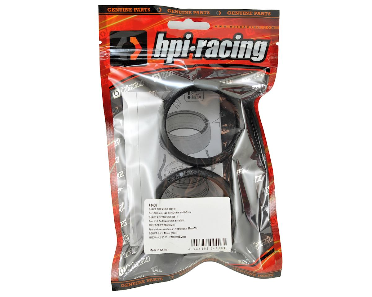 HPI 26mm T-Drift Tire (2)