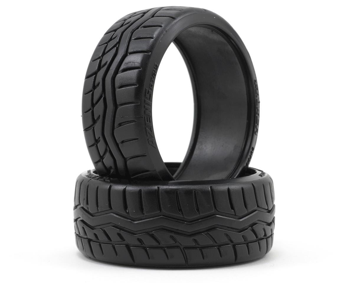 "26mm ""Falken Azenis"" T-Drift Tire (2) by HPI 1/10th Hoonicorn"