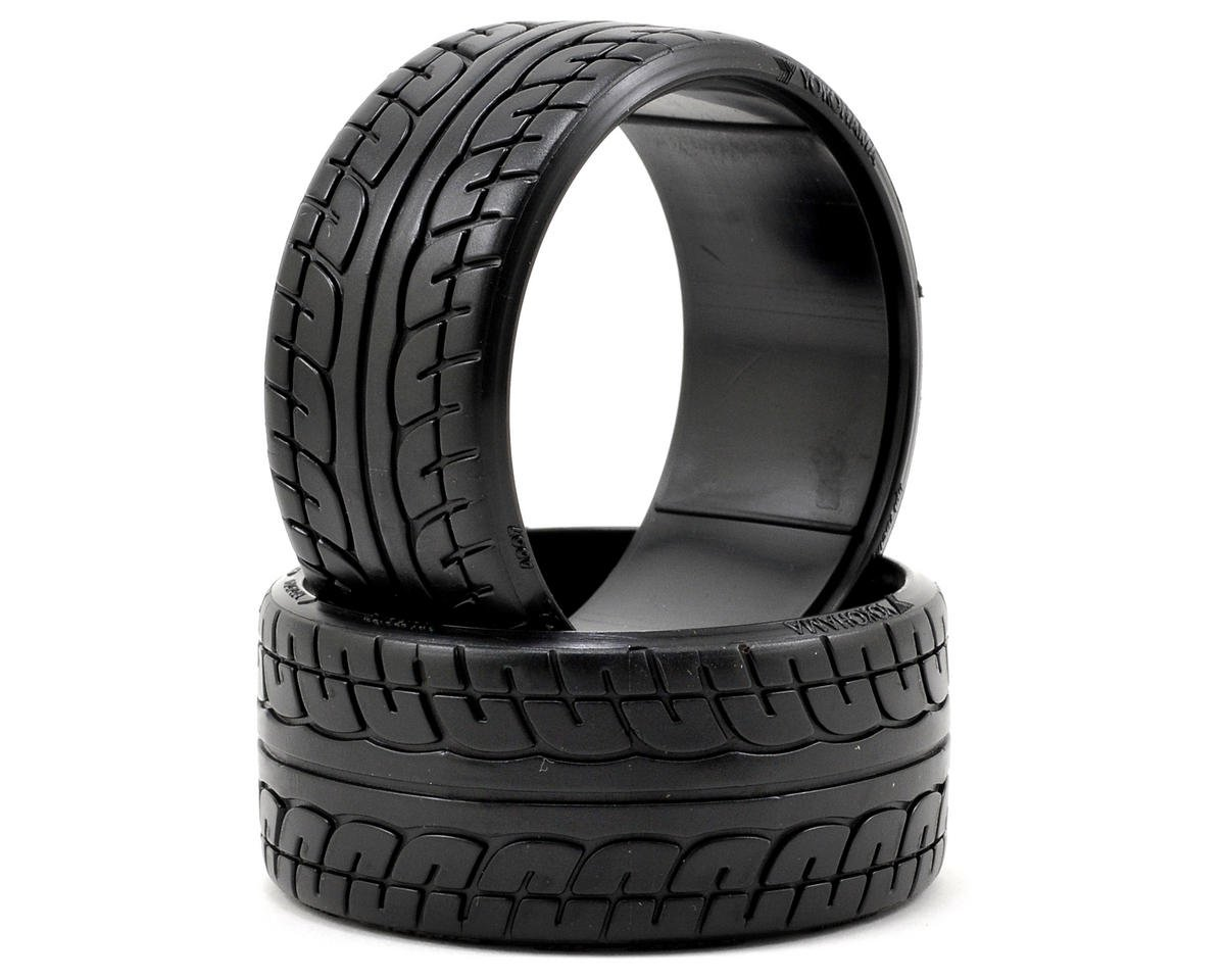 "HPI Racing ""Yokahama Meova AD07"" T-Drift Tire (2) (LP29)"