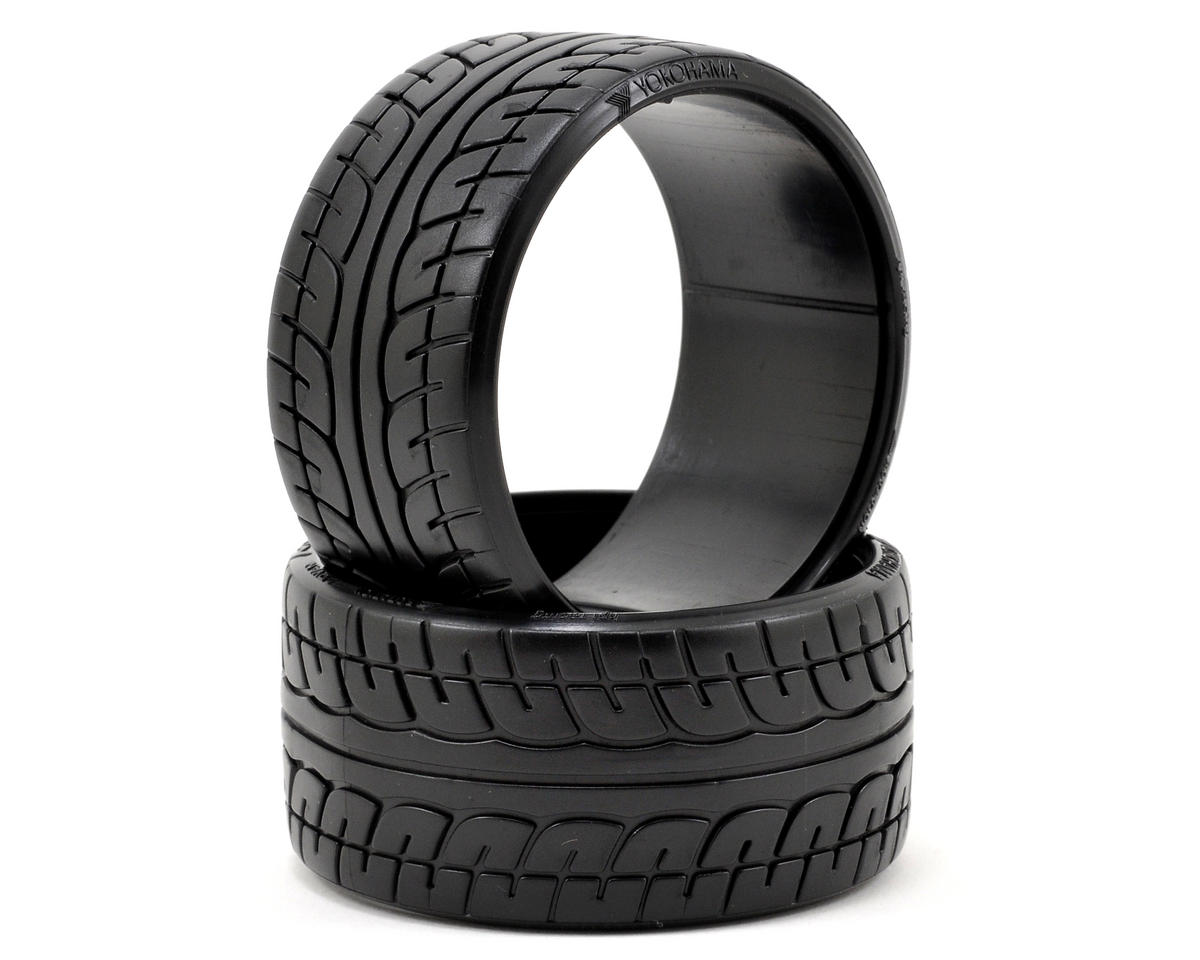 """Yokahama Meova AD07"" T-Drift Tire (2) (LP32) by HPI"