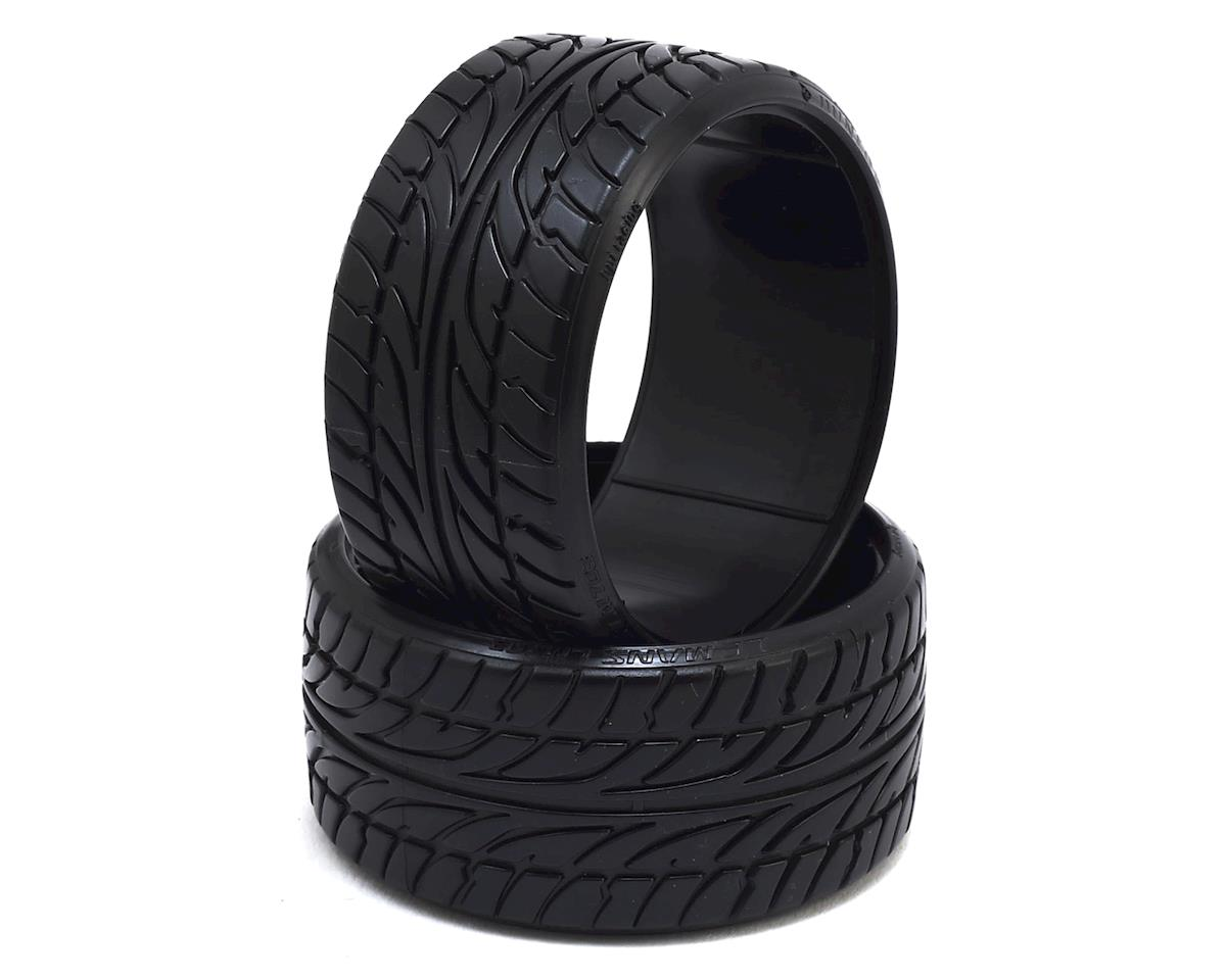 HPI E10 LP32 T-Drift Tire Dunlop Le Mans LM703 Drift (2)