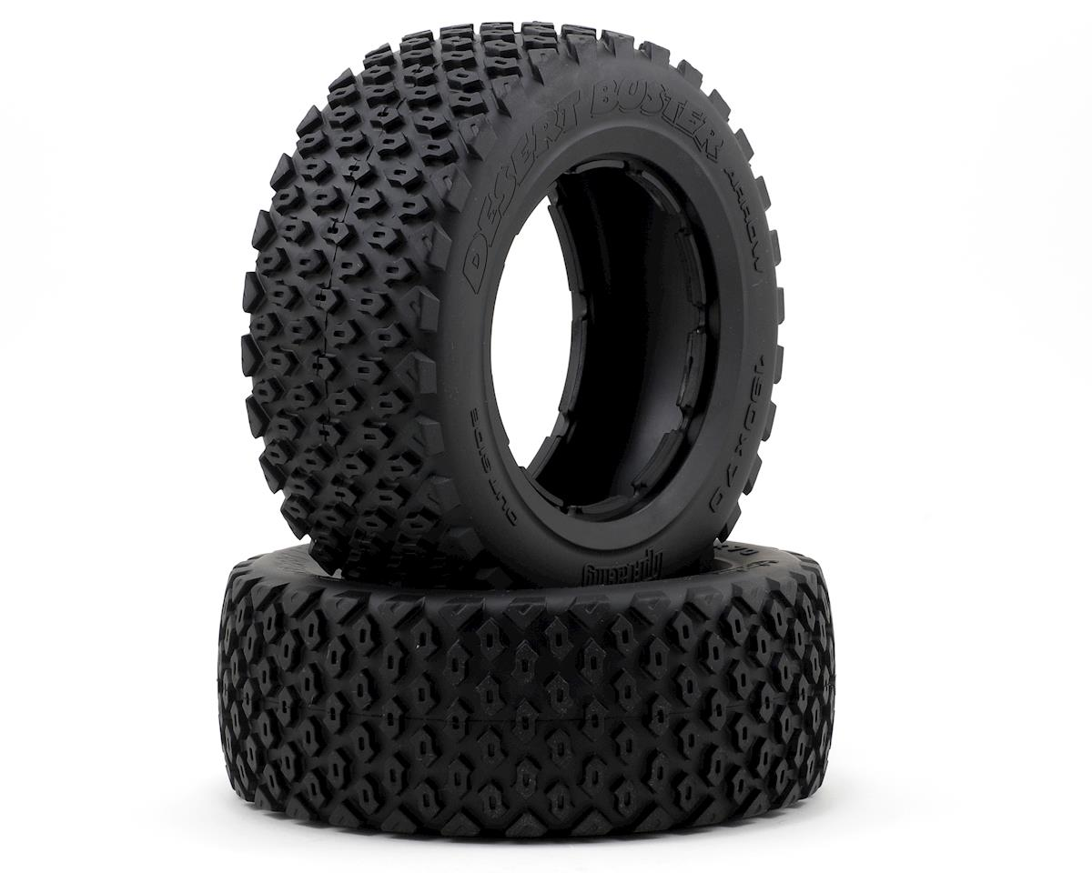 Desert Buster Arrow Rear Tire (2) by HPI