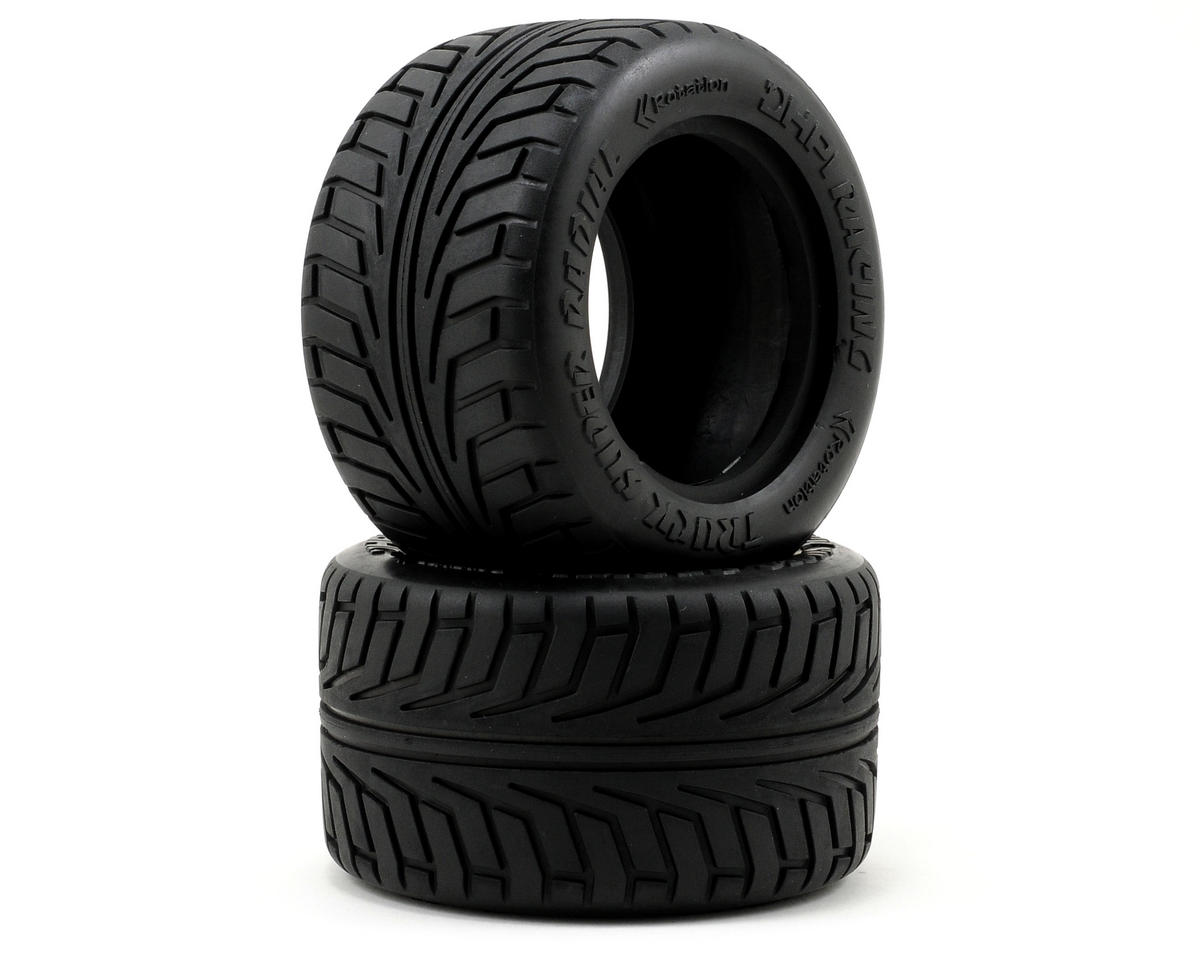 "HPI Racing Savage XS Flux 2.2"" Truck V Groove Tires (2)"