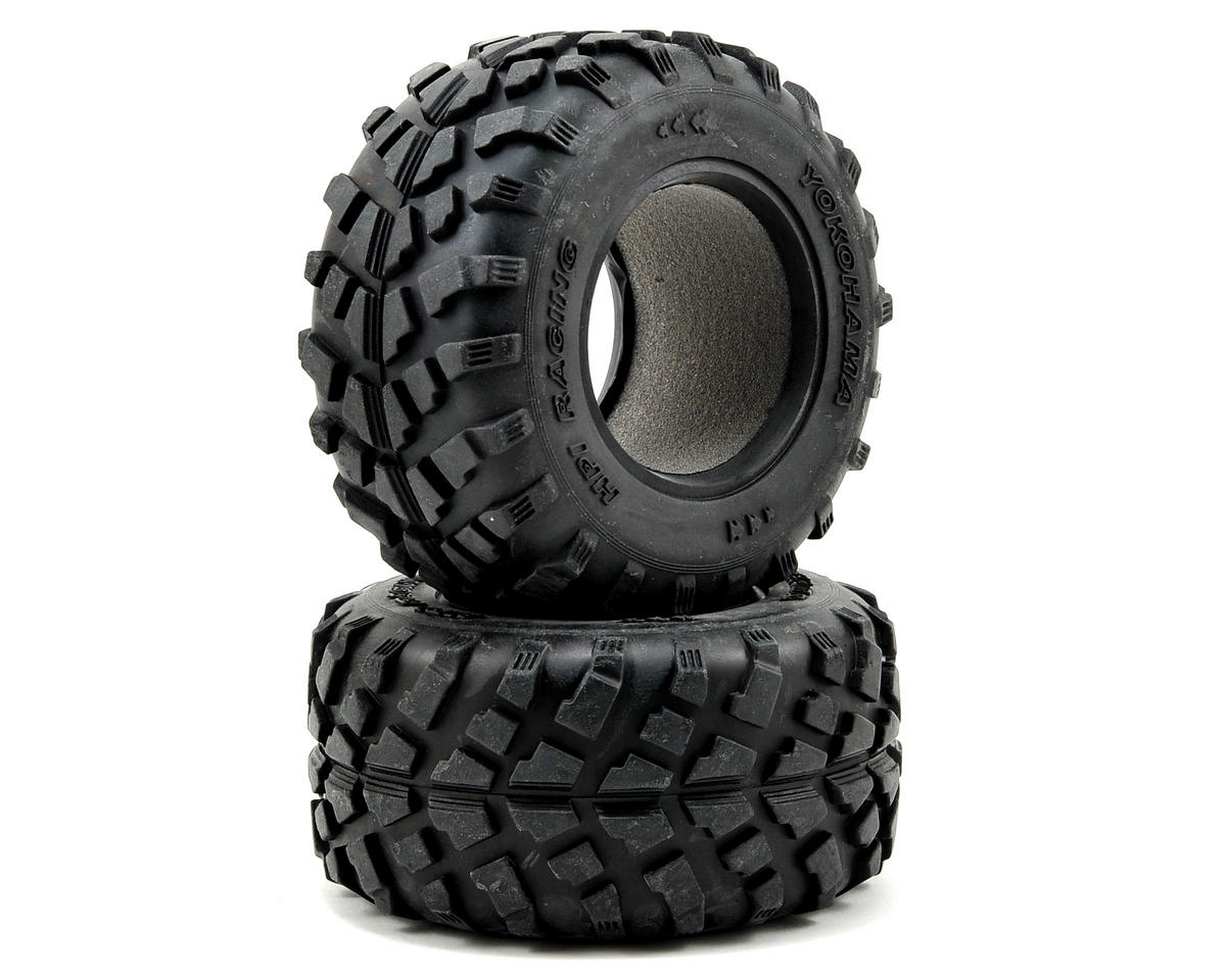 HPI Racing Yokohama Geolandar M/T Truck Tire (2) (S Compound)