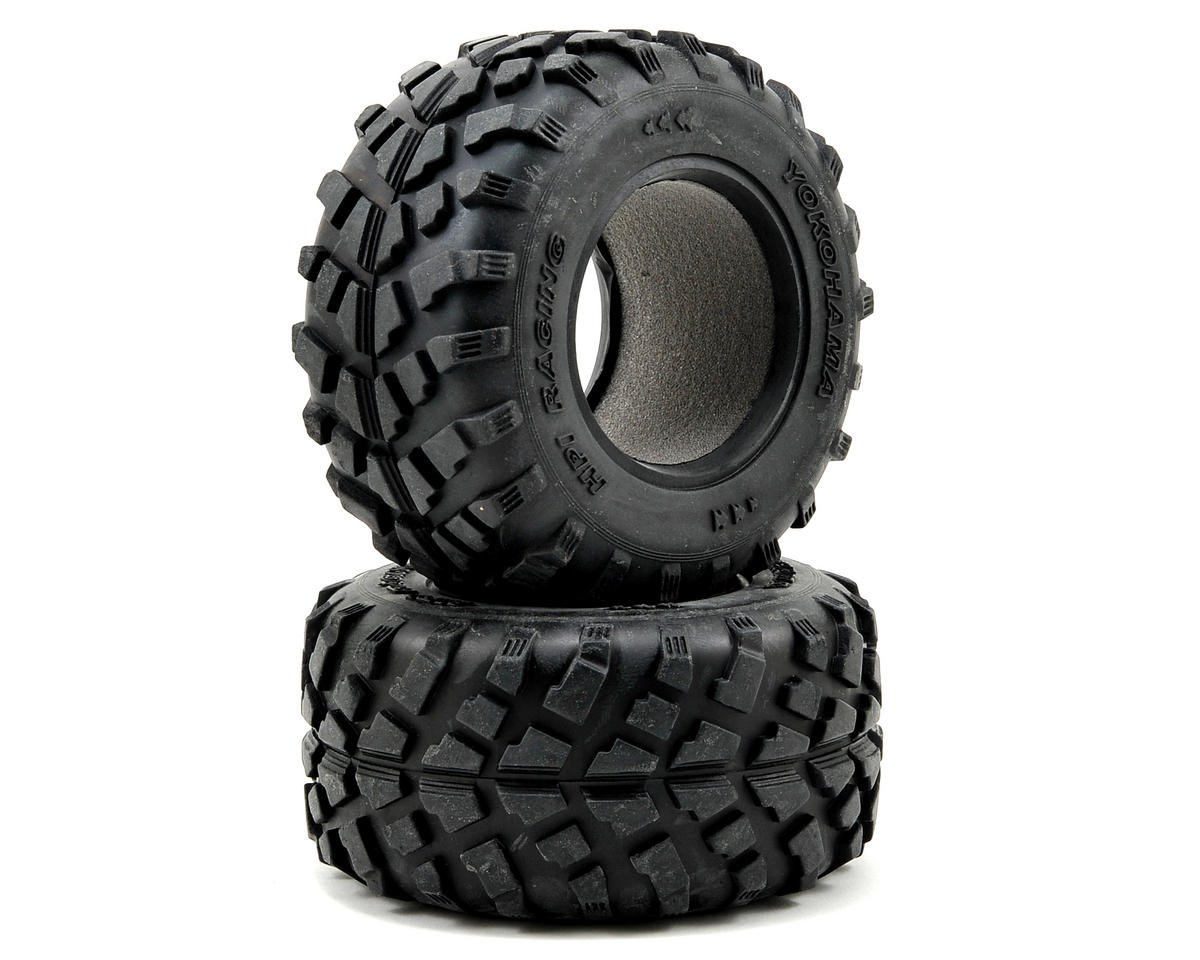 HPI Racing Wheely King Yokohama Geolandar M/T Truck Tire (2)