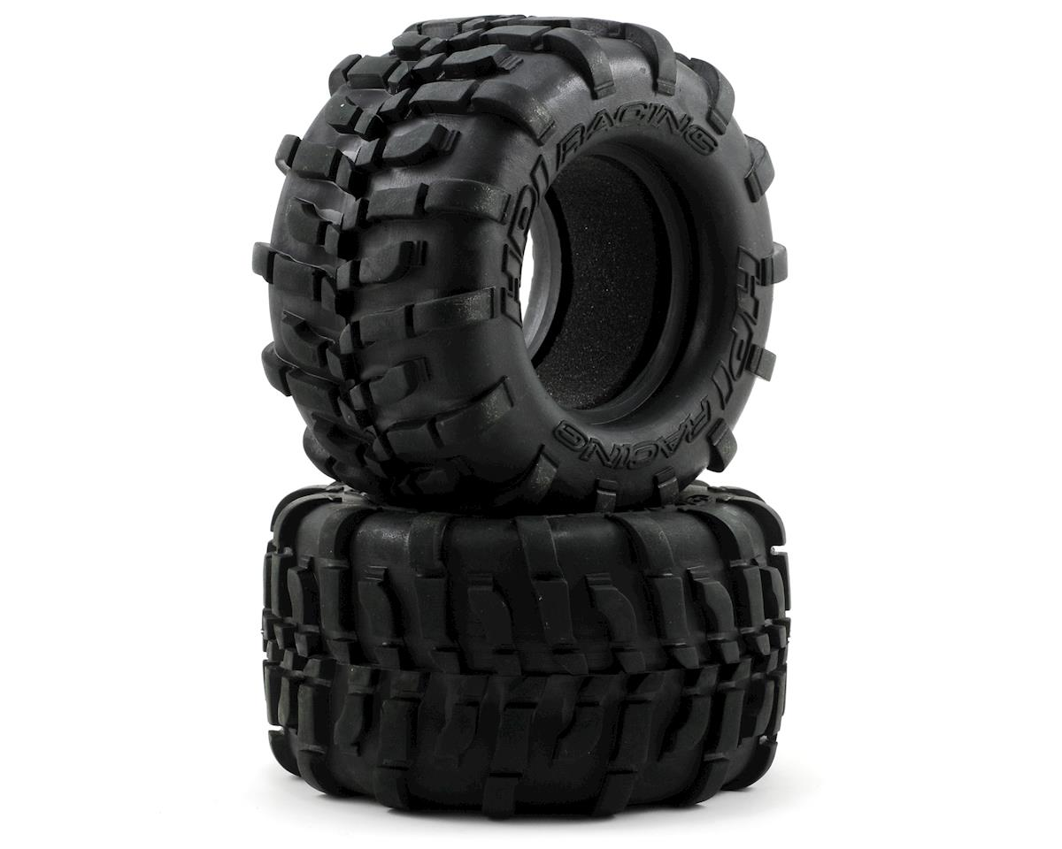 HPI Savage XL Octane GT Monster Truck Tire (160x86mm) (2)