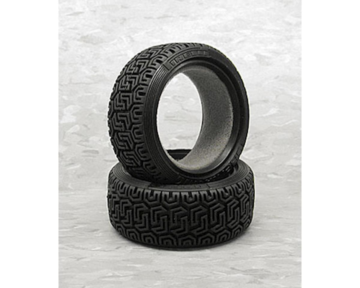 """HPI E10 26mm Pirelli """"T"""" Rally Tire (2) (D Compound)"""