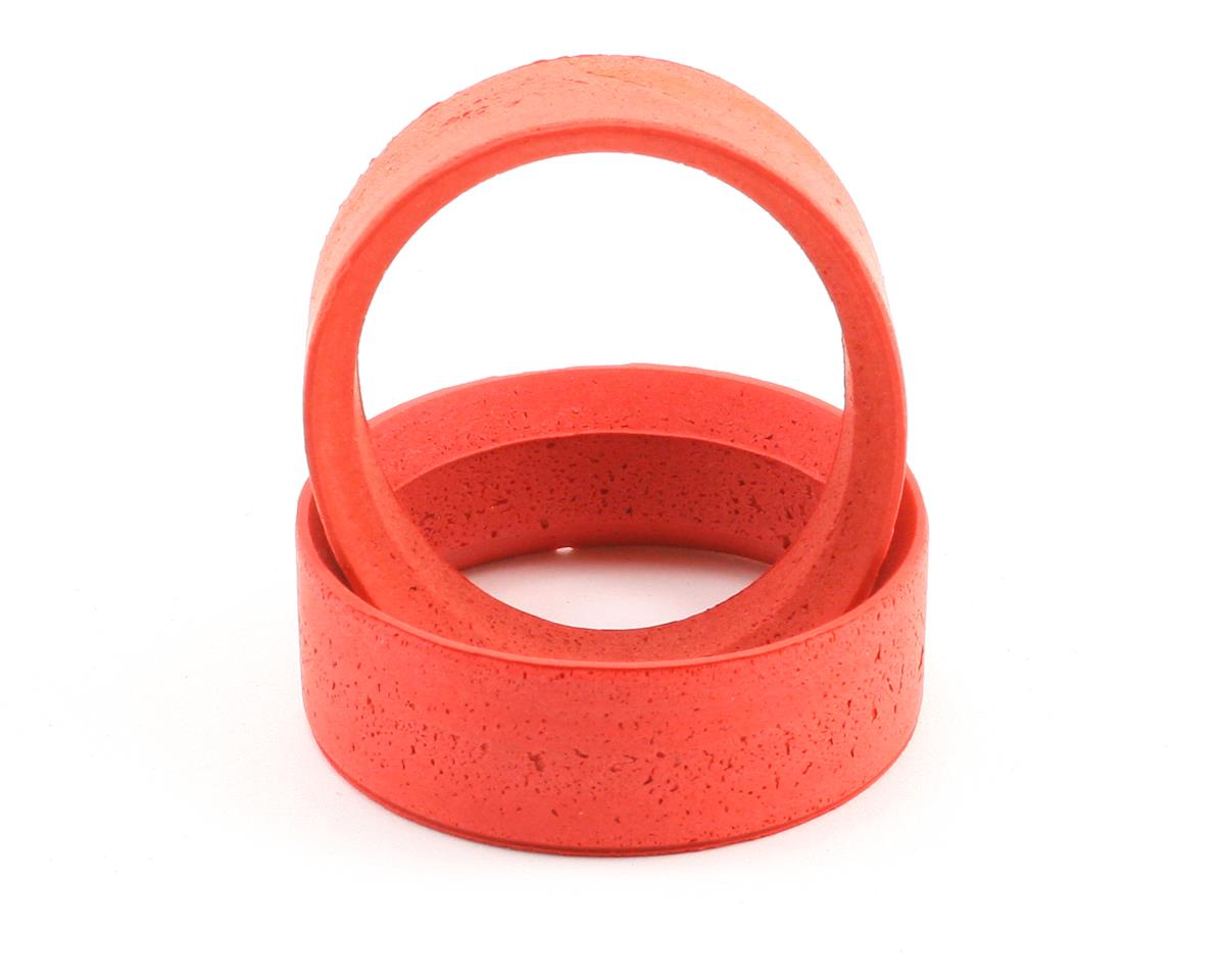 HPI 24mm Pro Molded Insert Foam (Red) (2) (Medium/Soft)