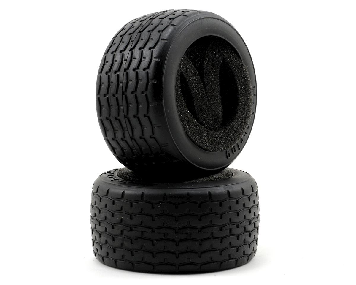 Vintage Racing Tire (D-Compound) (2) (31mm) by HPI