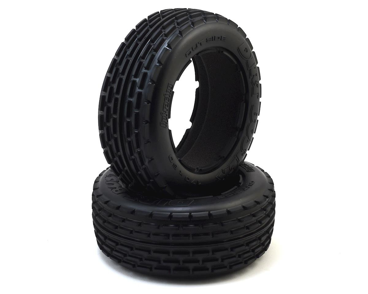 HPI Dirt Buster Rib Front Tire (2) (M Compound)