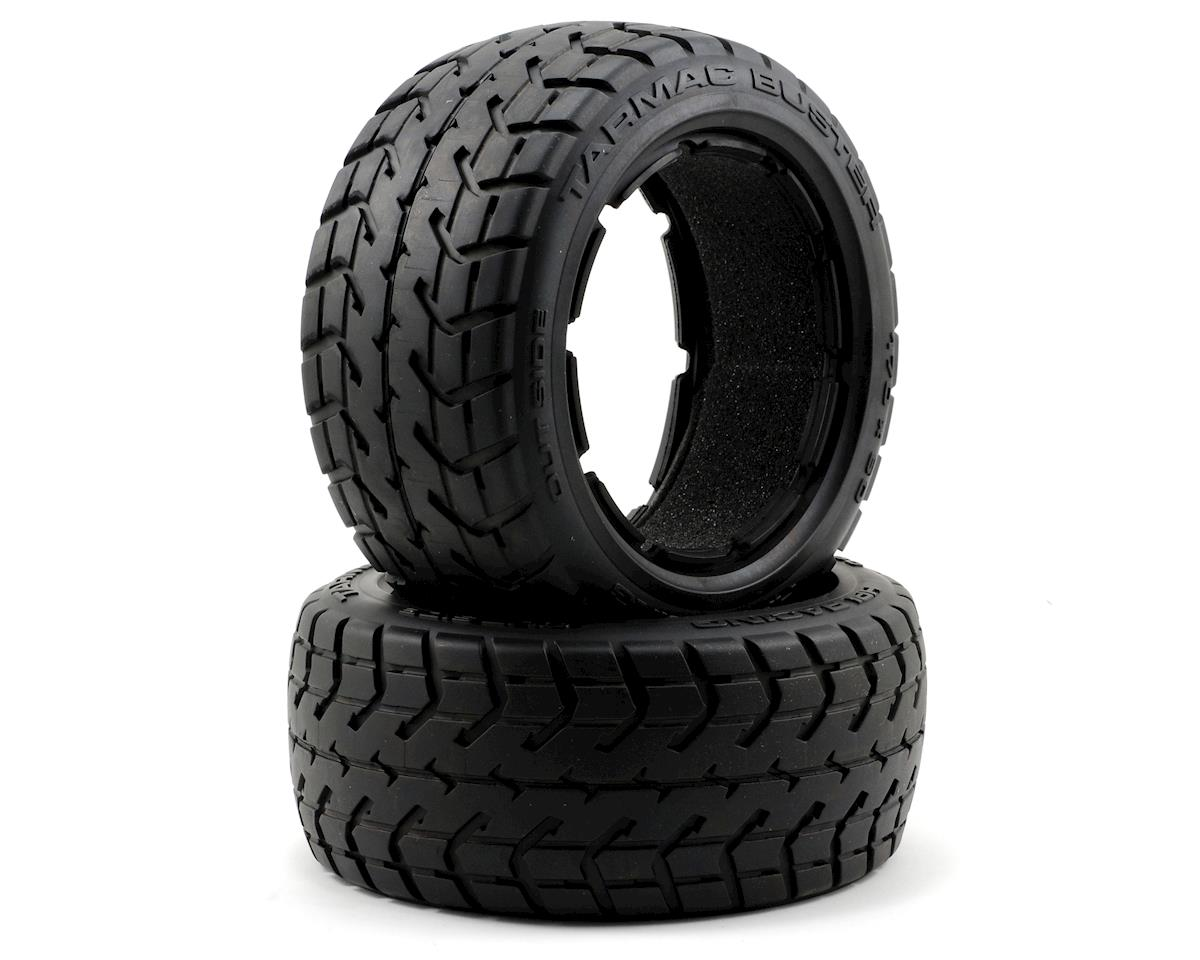 HPI Racing Tarmac Buster Front Tire (2) (M)