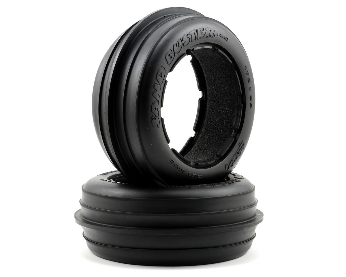 HPI Racing Sand Buster Rib Front Tire (2)