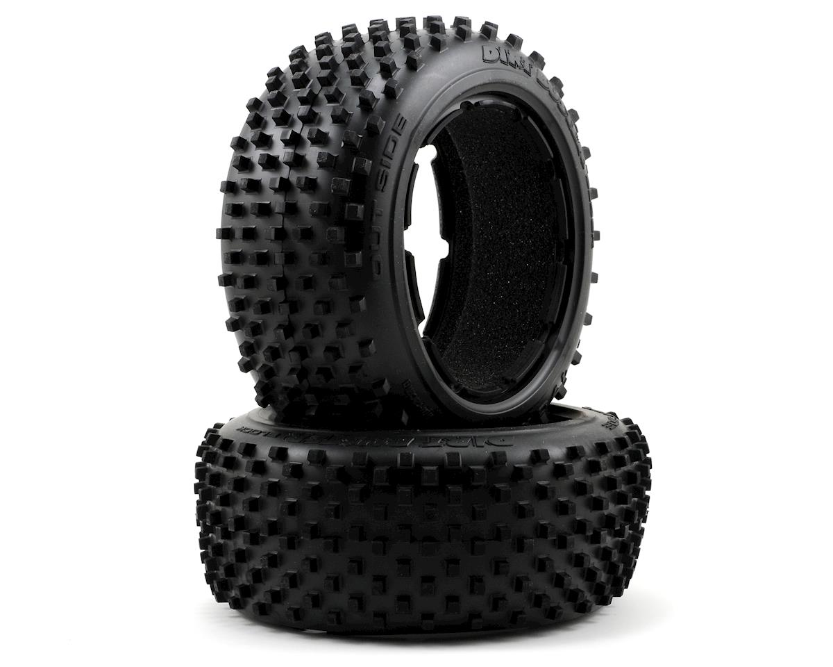 HPI Racing Baja 5B Dirt Buster Block Front Tire (2)