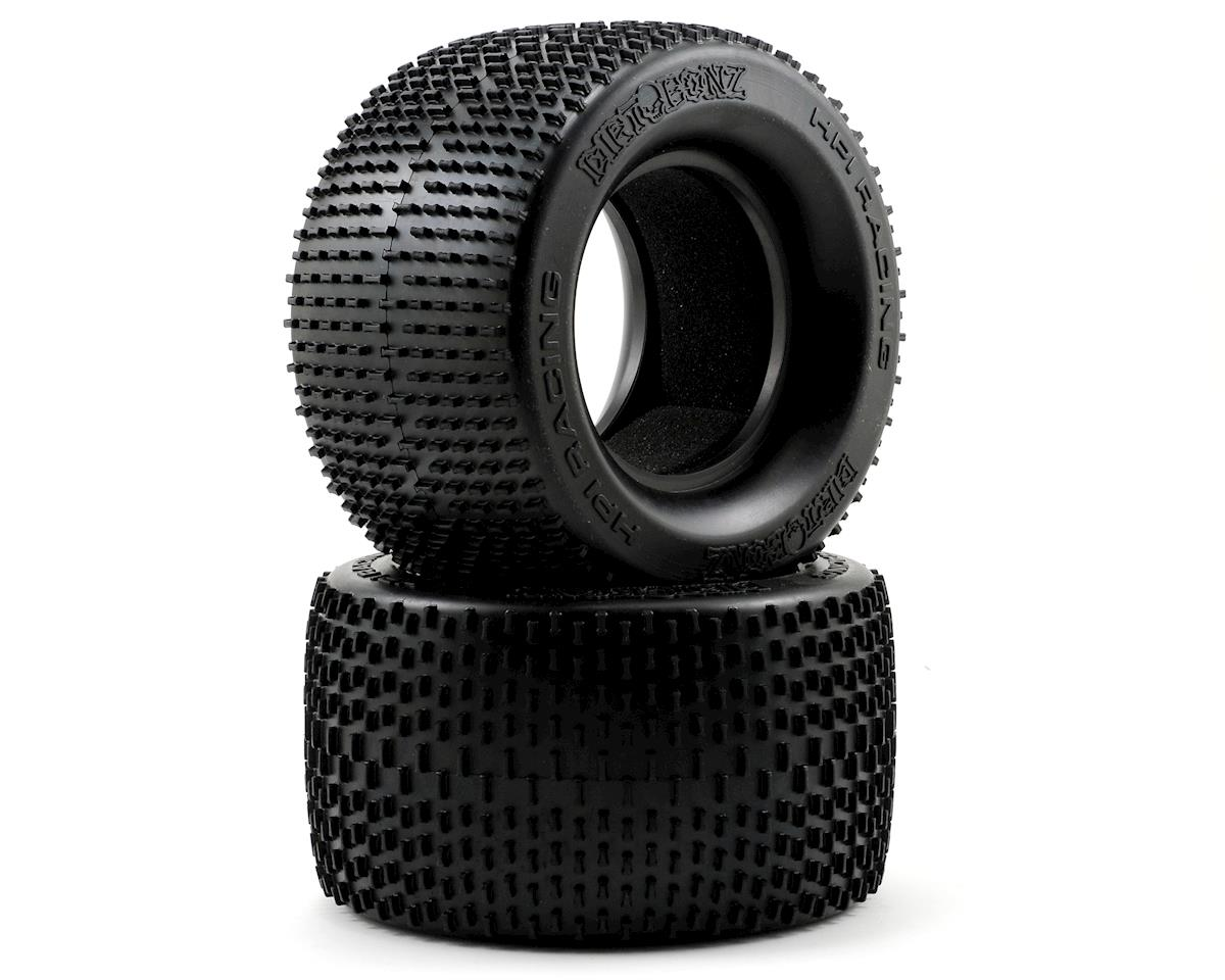 HPI Racing Savage XL Octane Dirt Bonz MAXX Monster Truck Tires (150x83mm) (2)