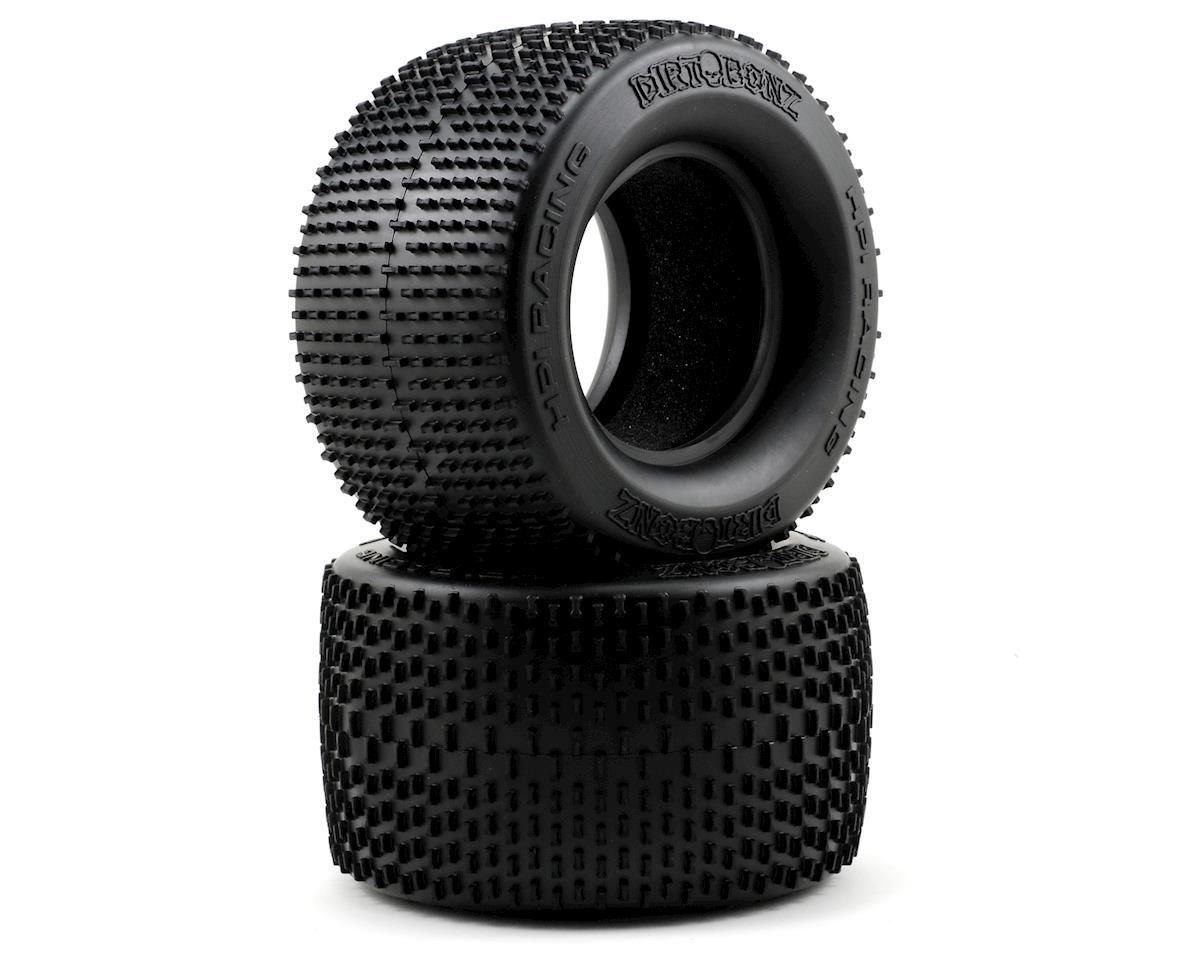 Dirt Bonz 'XS' Compound MAXX Monster Truck Tires (2) by HPI