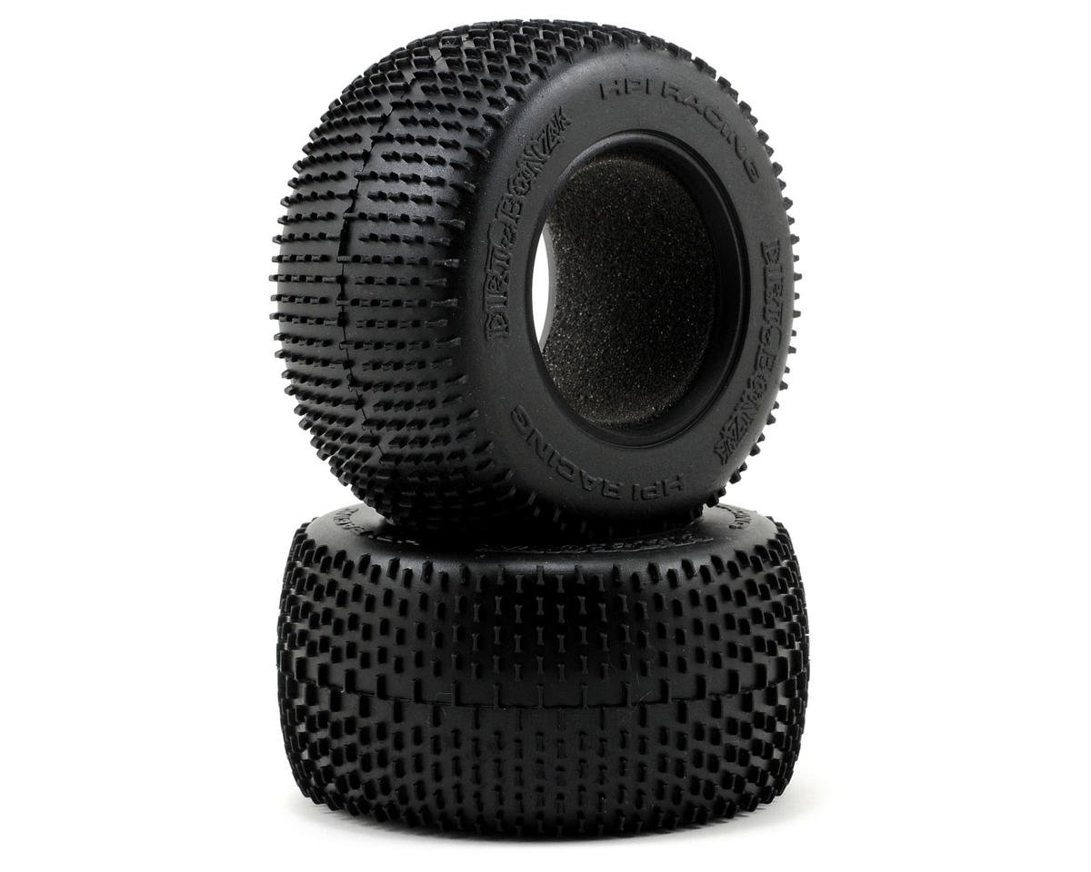 "HPI Racing Firestorm 10T 2.2"" Dirt Bonz Jr. Truck Tire (57x50mm) (2)"