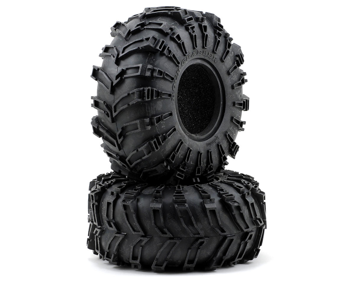"HPI Racing Wheely King Rock Grabber 2.2"" Crawler Tires (2)"