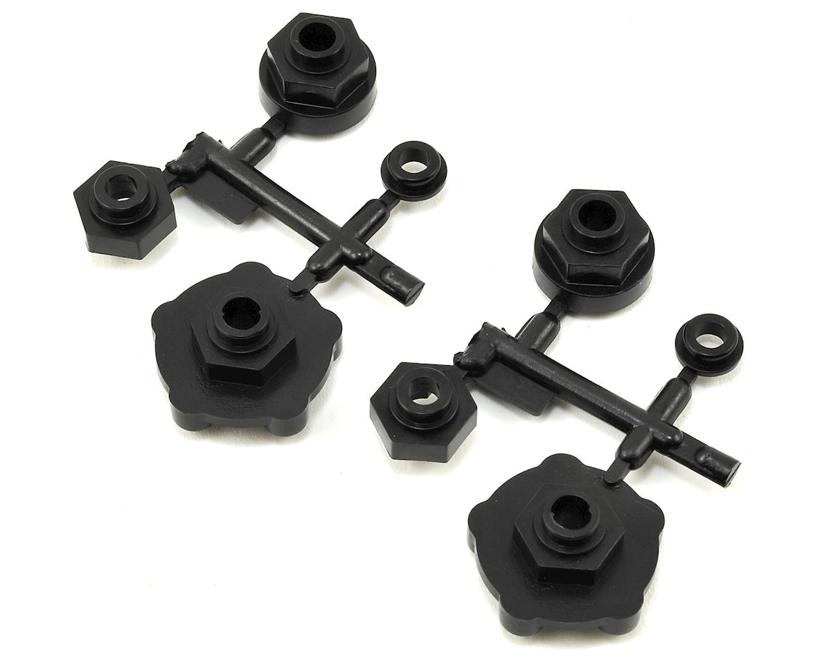 "12mm Hex 2.2"" 1/10 ST Super Star Rear Adaptor Set by HPI"