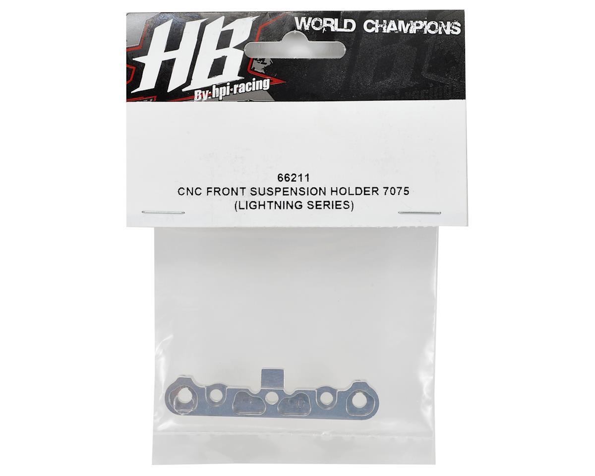 HPI CNC 7075 Aluminum Front Suspension Holder