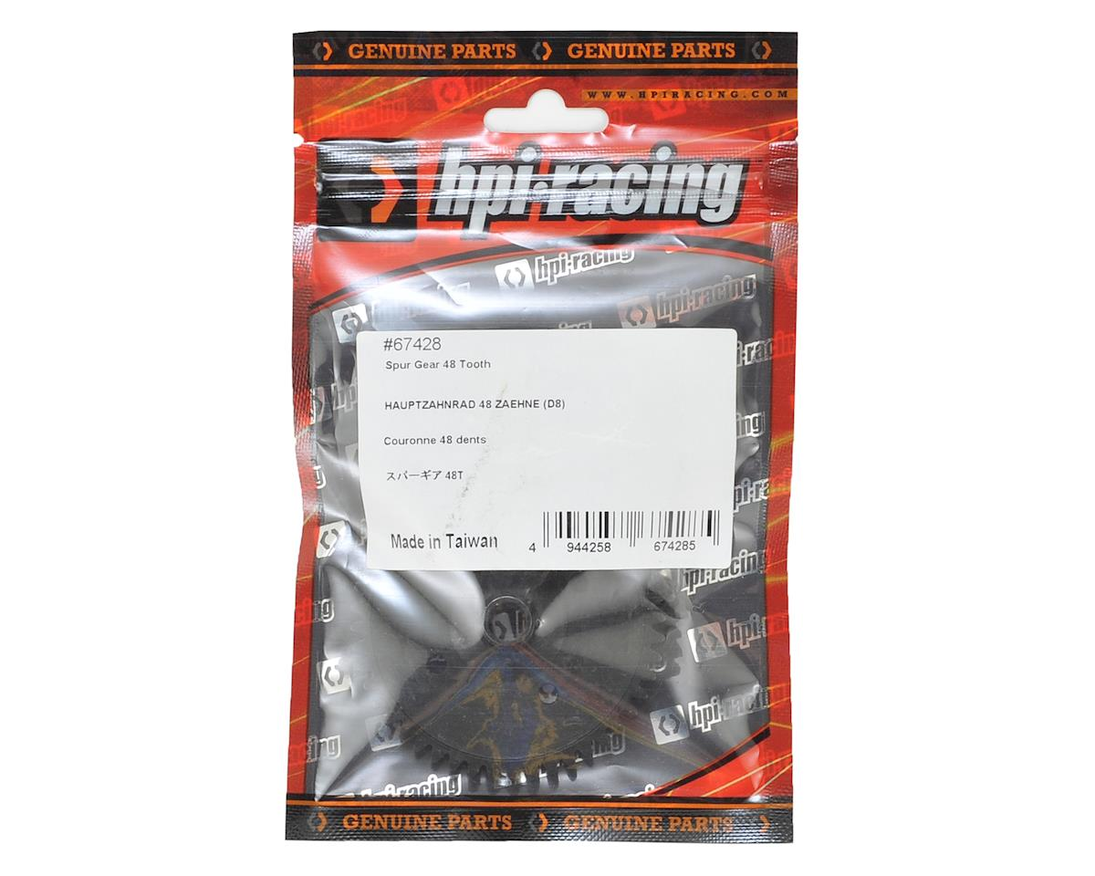 48T Spur Gear by HPI
