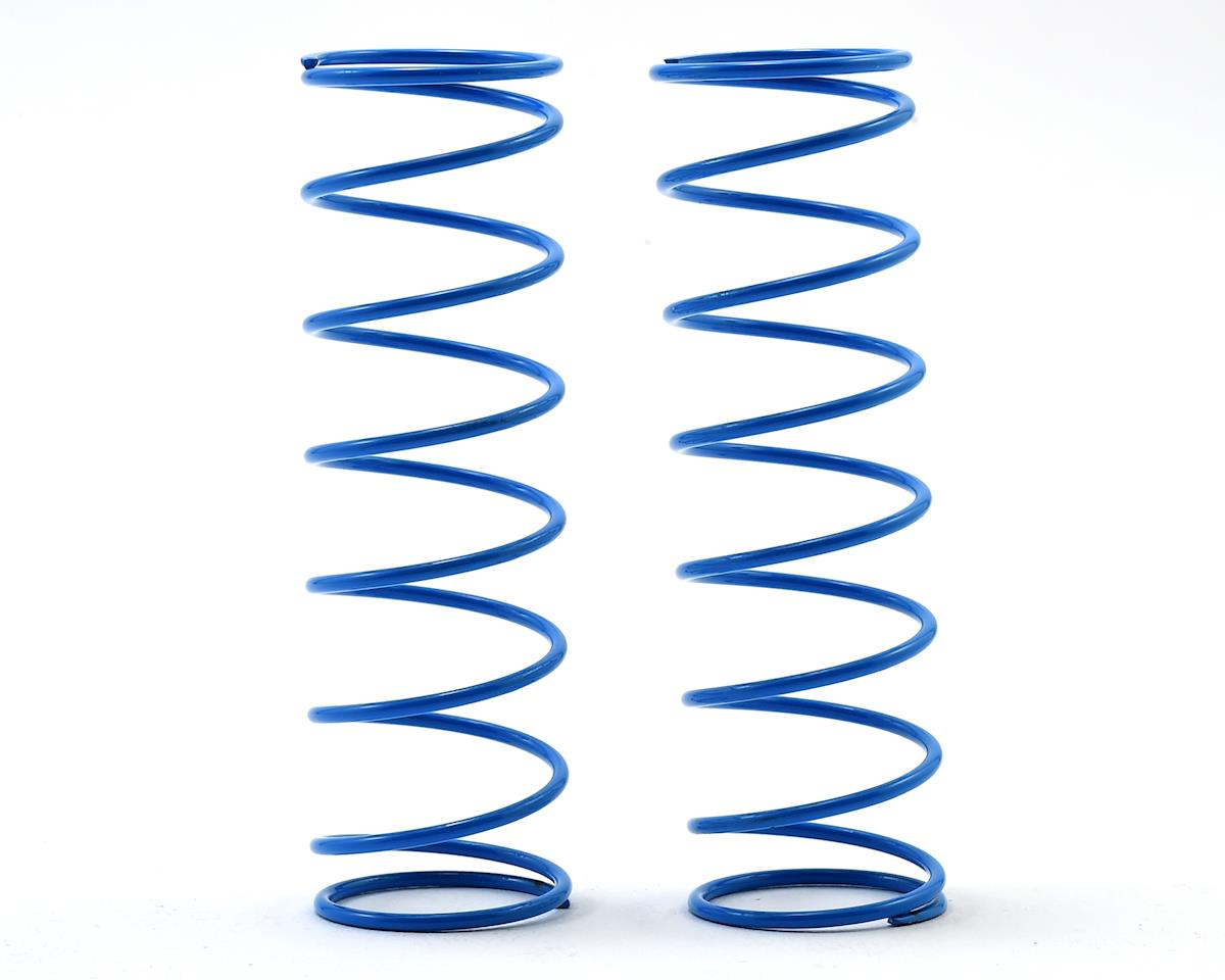HPI Big Bore Shock Spring (Blue - 76mm/63gf) (2)