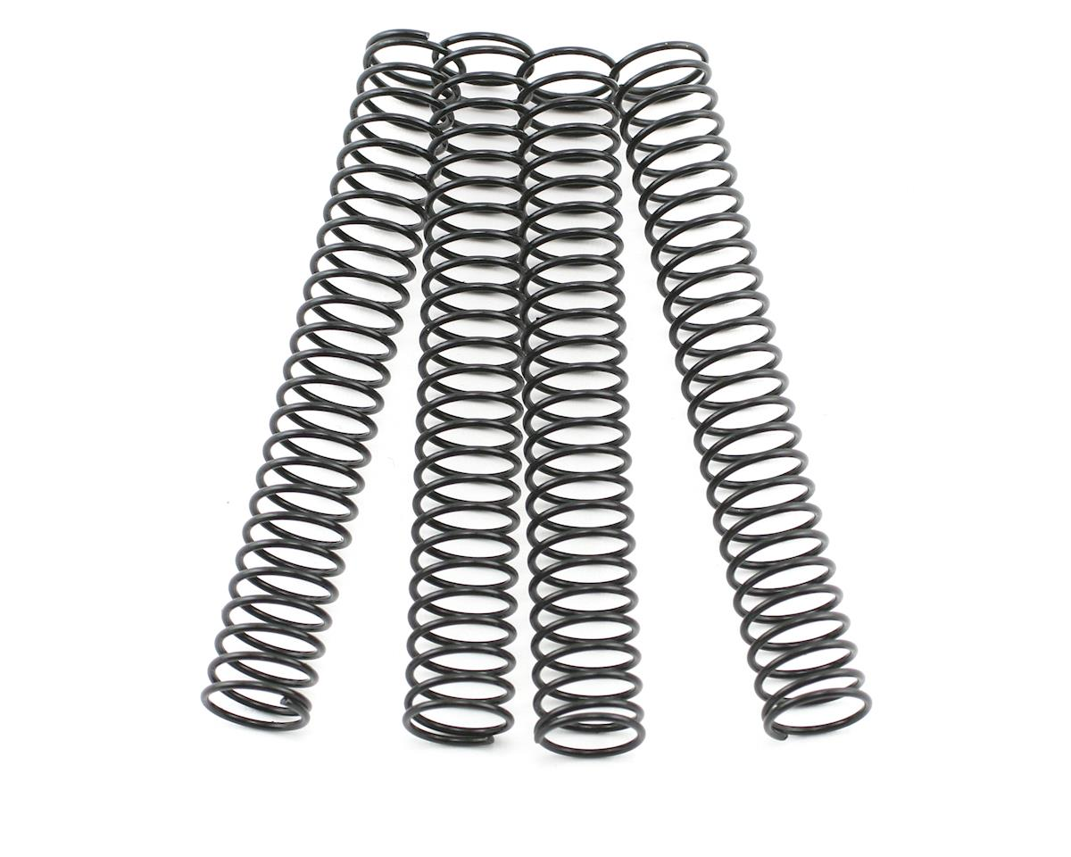 Shock Spring 14.4x117x1.4mm (Black) (4) by HPI