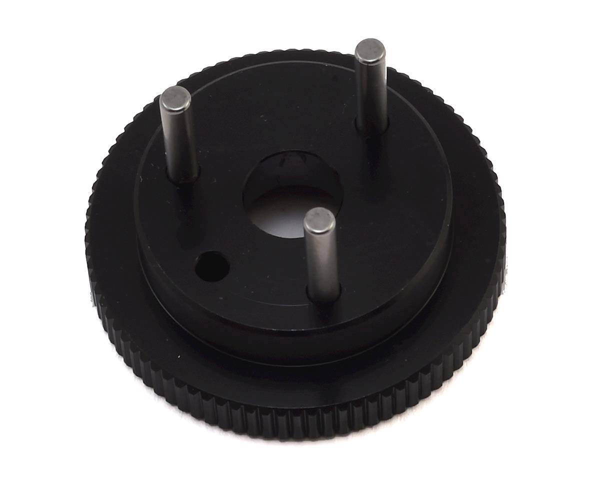 HPI Trophy Nitro Series 3-Pin Flywheel (Hard Black)