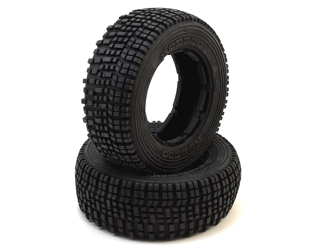 Rodeoo 1/5 Front Baja Tire (Blue) (2) by HPI