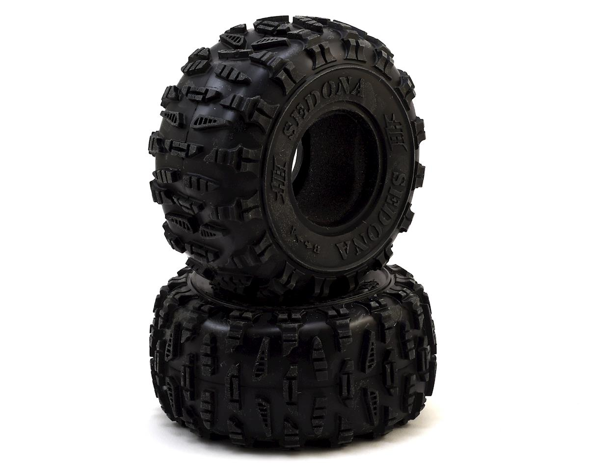 "HPI Sedona 2.2"" Competition Crawler Tire (White) (2)"