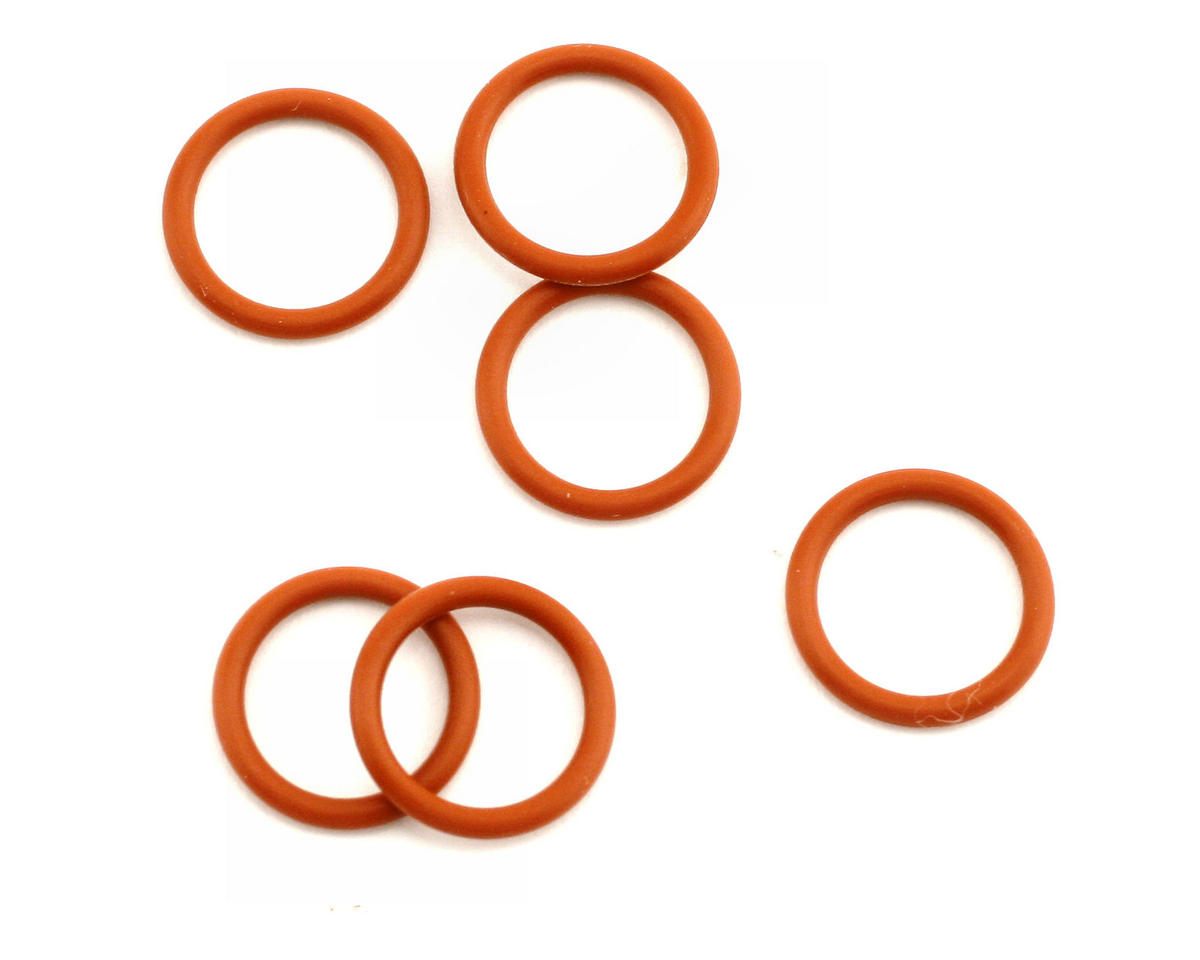HPI Racing Nitro RS4 3 Drift S10 Silicone O-Ring (6)